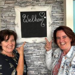 Over Elma en Yvette Hartenvrouw Bruidsmode Almere