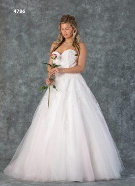 prinsessen bruidsjurk almere