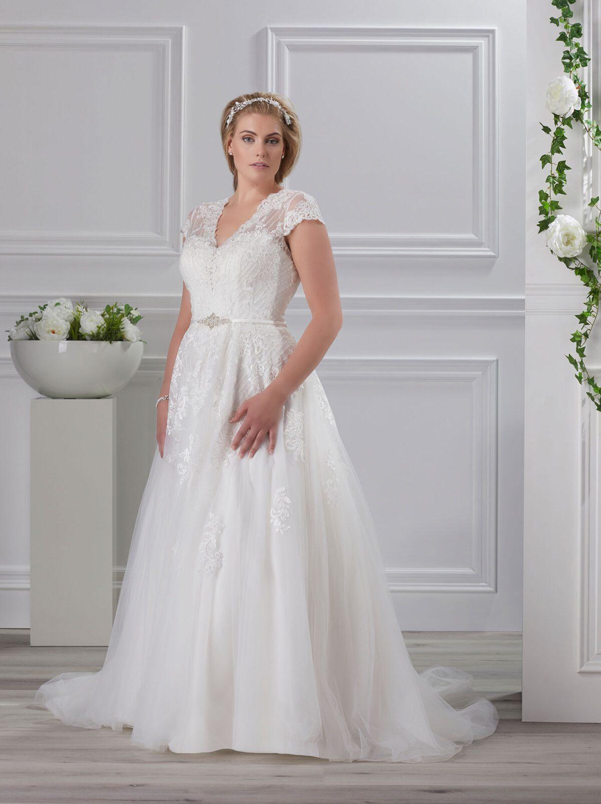 goedkope trouwjurk voor je ceremonie