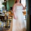 goedkope bruidsjurk grote maat