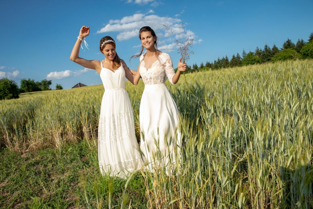 bruidsjurken in almere, bohemian bruidsjurken van kleemeier