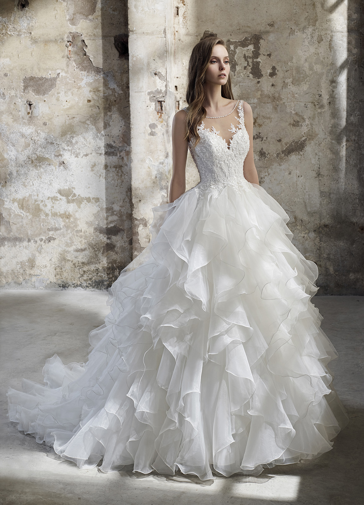 prinsessen trouwjurk in almere