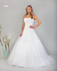 trouwjurken almere van allure bruidsmode