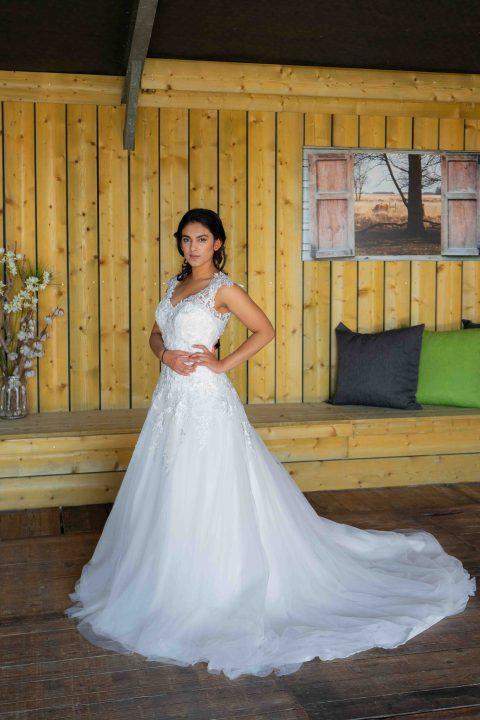 goedkope trouwjurken voor de ceremonie