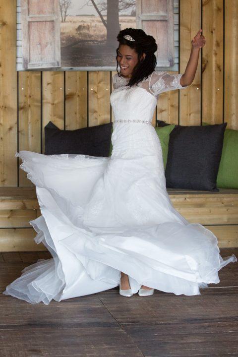 last minute bruidsjurk kopen