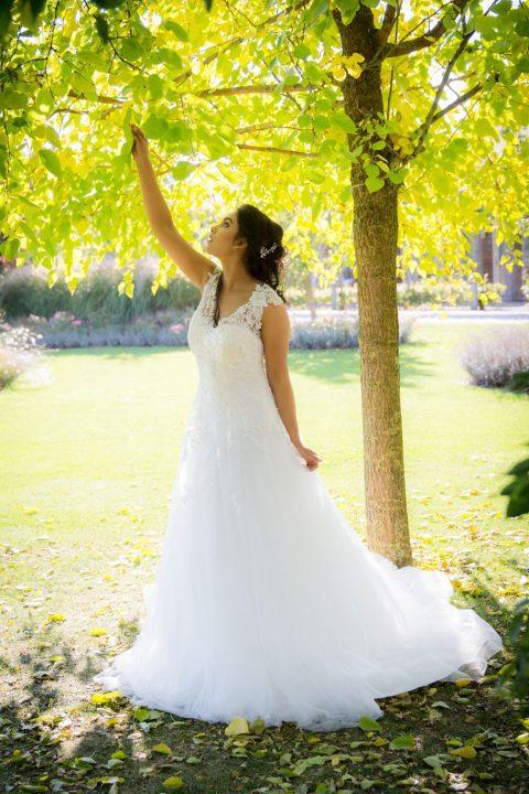 cash en carry bruidsjurk kopen