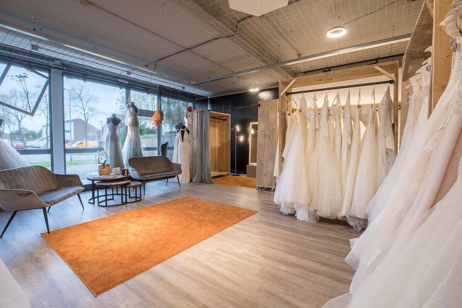 Ervaring van een hartenvrouw bruidsmode bruid