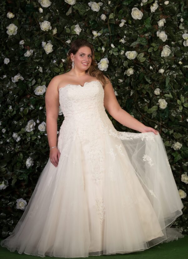 bridal star becky